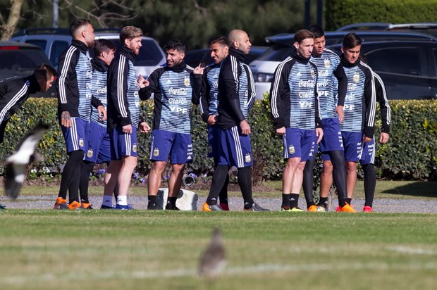 Doi tuyen Argentina tim kiem so do phat huy tai nang Messi hinh anh 2