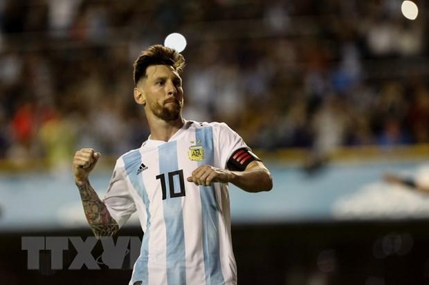 Doi tuyen Argentina tim kiem so do phat huy tai nang Messi hinh anh 1