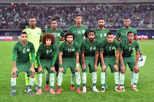 Tuyen Nga va Saudi Arabia da san sang cho World Cup 2018 hinh anh 1