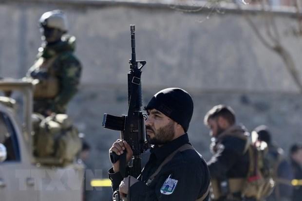IS thua nhan dung sau vu danh bom tai mien Dong Afghanistan hinh anh 1