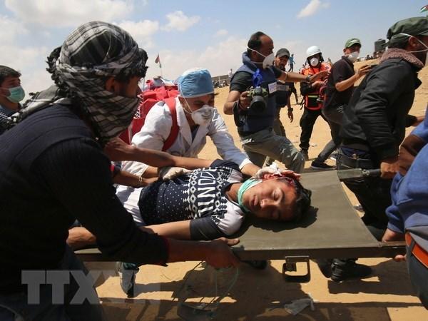 Palestine canh bao cac no luc hoa binh cua My se that bai hinh anh 1