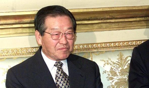 Chinh gioi Han Quoc du le vieng cuu Thu tuong Kim Jong-pil hinh anh 1
