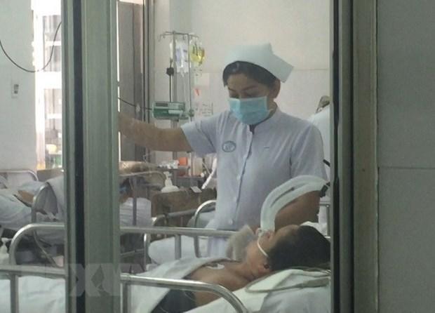 Cum A/H1N1 tai TP Ho Chi Minh: Chua ghi nhan co su dot bien virus hinh anh 1