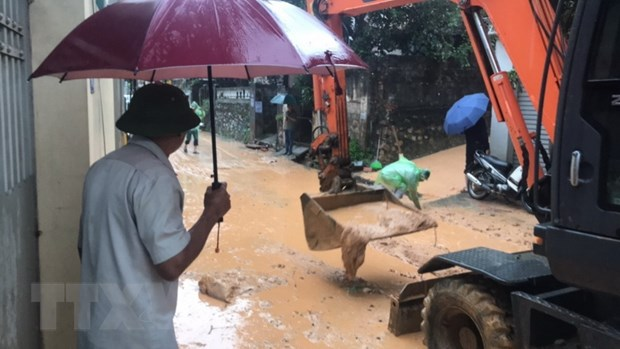 Quang Ninh: Lu quet cuon troi 1 sy quan cong an Trai giam Dong Vai hinh anh 1