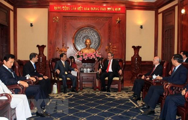 Nhat Ban danh gia cao vai tro cua Viet Nam trong vung Mekong va ASEAN hinh anh 1