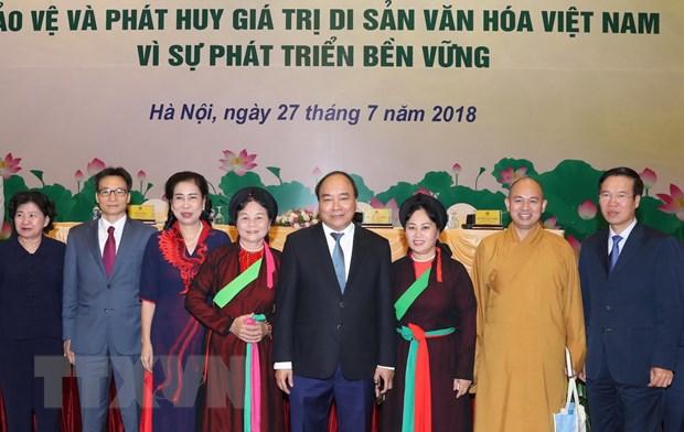 Thu tuong: Cai gi cung xay duoc nhung di san khong the tao ra hinh anh 1