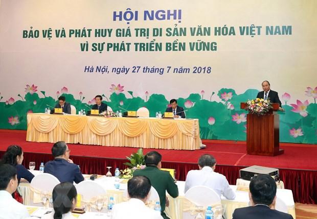 Thu tuong: Cai gi cung xay duoc nhung di san khong the tao ra hinh anh 2