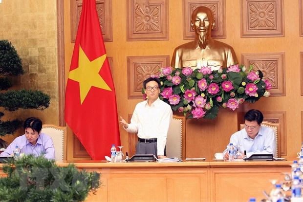 Pho Thu tuong Vu Duc Dam: Tu chu dai hoc la van de bat buoc hinh anh 1