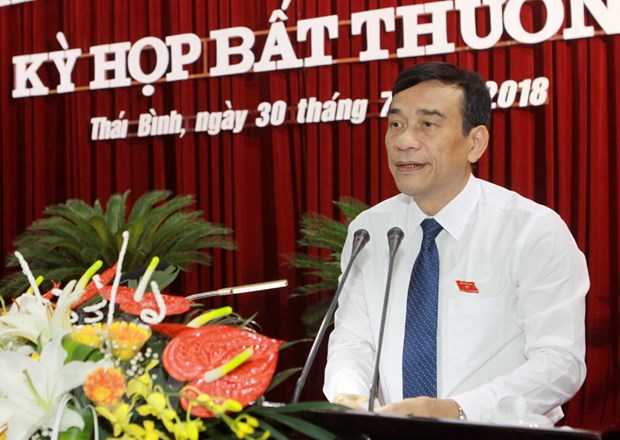 Thu tuong Chinh phu phe chuan nhan su tinh Thai Binh, Bac Lieu hinh anh 1