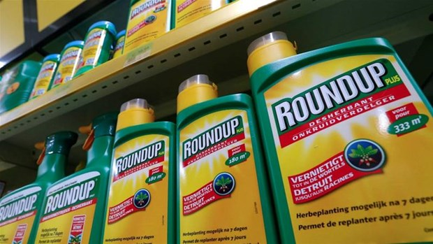 Monsanto phai boi thuong 289 trieu USD vi chat diet co gay ung thu hinh anh 1