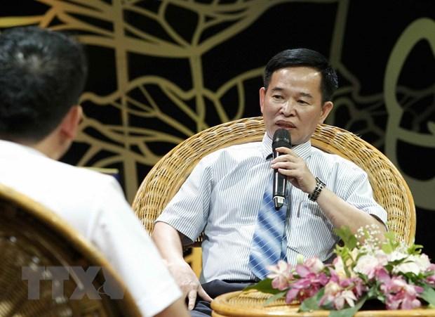 Giao luu dien hinh tieu bieu hoc tap, lam theo phong cach Ho Chi Minh hinh anh 2