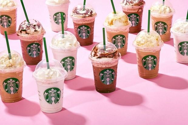Starbucks len ke hoach