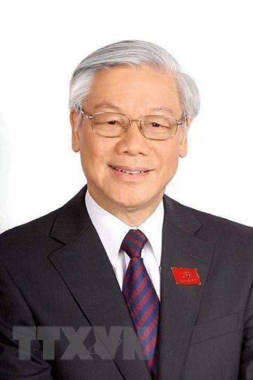 Tong Bi thu Nguyen Phu Trong tra loi phong van cua Hang Thong tan TASS hinh anh 2