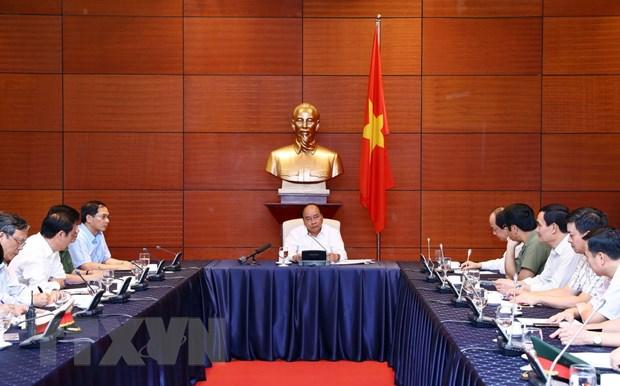 Thu tuong: WEF ASEAN la co hoi khang dinh uoc mo vuon len tam cao moi hinh anh 1