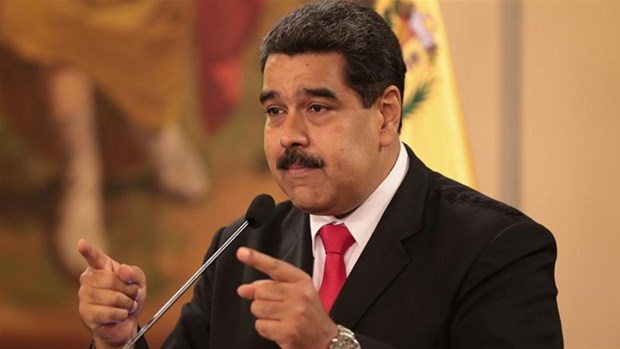 Tong thong Venezuela Maduro san sang doi thoai voi phe doi lap hinh anh 1