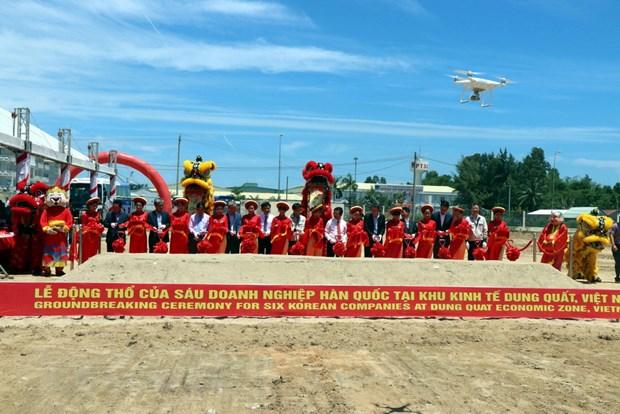 30 nam thu hut FDI: Tin hieu vui va nhung noi lo tu Quang Ngai hinh anh 2