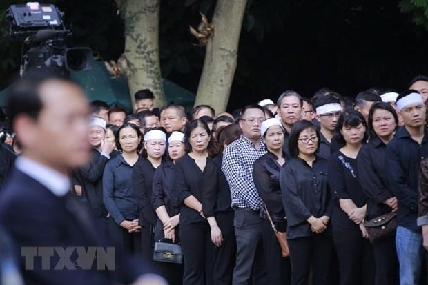 Chu tich nuoc Tran Dai Quang trong long nhung nguoi o lai hinh anh 2