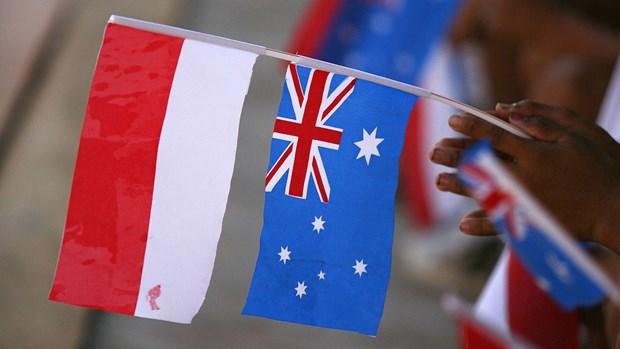 Quan he Australia-Indonesia co the bi ton hai vi van de Jerusalem hinh anh 1