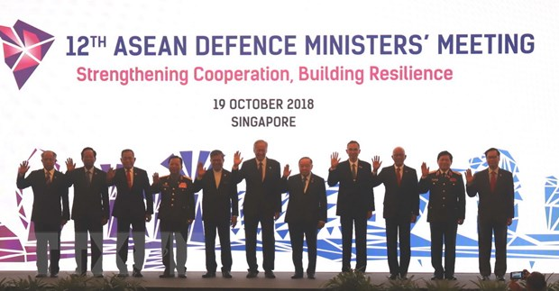 ASEAN tang cuong hop tac chong khung bo va dam bao an ninh bien hinh anh 2