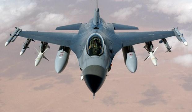 My de nghi An Do mua F-16 de tranh trung phat do ky thoa thuan voi Nga hinh anh 1