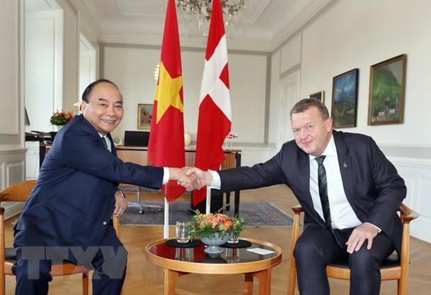 Tuyen bo chung giua Viet Nam-Dan Mach nhan chuyen tham cua Thu tuong hinh anh 2