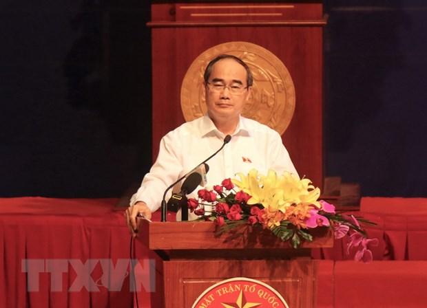 Vu sai pham tai Khu do thi moi Thu Thiem: Loi xin loi va hanh dong hinh anh 2