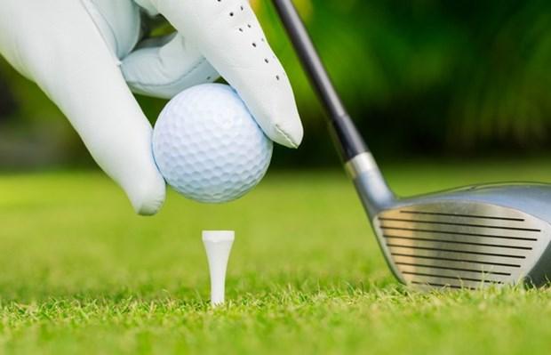 Soi dong Giai Golf huu nghi Viet-Duc 2018 tai thu do Berlin hinh anh 1
