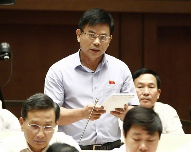 Dai bieu Quoc hoi: Loi ich nhom, cong ty gia dinh ngay cang lo dien hinh anh 1