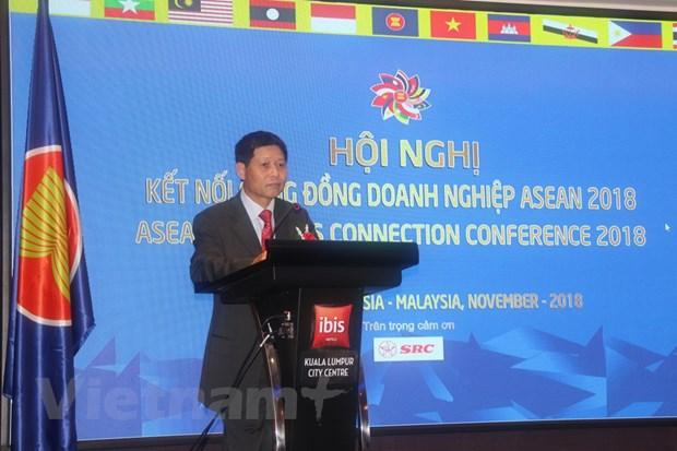 Tao co hoi ket noi cong dong doanh nghiep Viet Nam voi ASEAN hinh anh 1