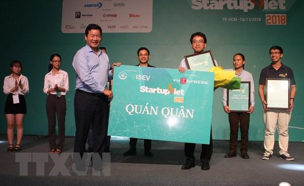 Startup Viet nam 2018: Ung dung cong nghe de tao su khac biet hinh anh 1