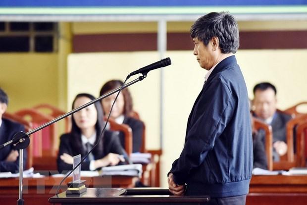 Xet xu vu danh bac nghin ty: Tham van bi cao Nguyen Thanh Hoa hinh anh 1