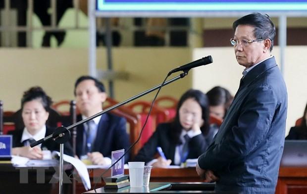 Xet xu vu danh bac nghin ty: Tham van bi cao Nguyen Thanh Hoa hinh anh 2
