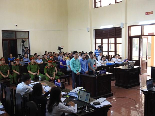 Su co chay than tai Hoa Binh: Khoi to Giam doc Cong ty Thien Son hinh anh 1