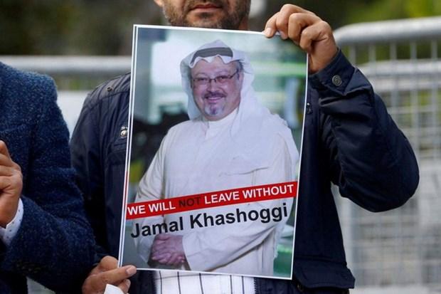 My khang dinh sat canh voi Saudi Arabia bat chap vu Jamal Khashoggi hinh anh 1