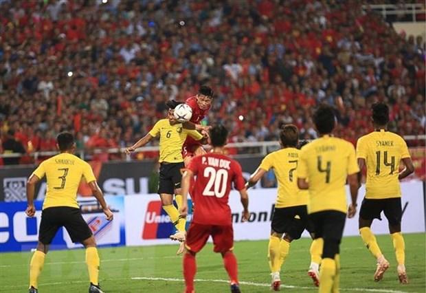 AFF Cup 2018: Doi tuyen Malaysia co co hoi gianh ngoi dau bang A? hinh anh 1