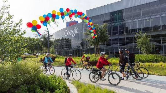 Google chi 1 ty USD de mua Cong vien cong nghe Shoreline hinh anh 1