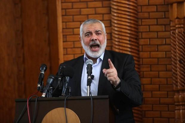 Thu linh phong trao Hoi giao Hamas nhan loi moi tham chinh thuc Nga hinh anh 1