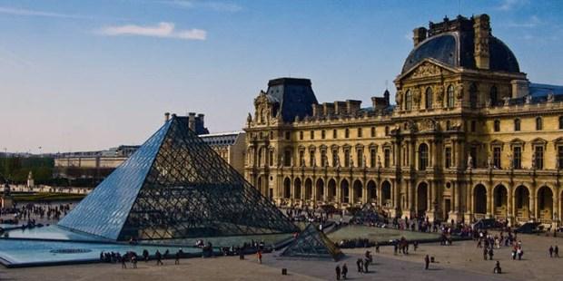 Bao tang Louvre o Paris thay doi chinh sach mo cua mien phi hinh anh 1