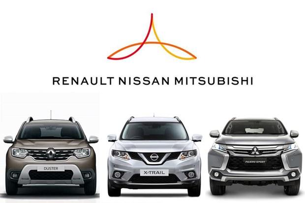 Nhat-Phap nhat tri duy tri lien minh Renault, Nissan va Mitsubishi hinh anh 1