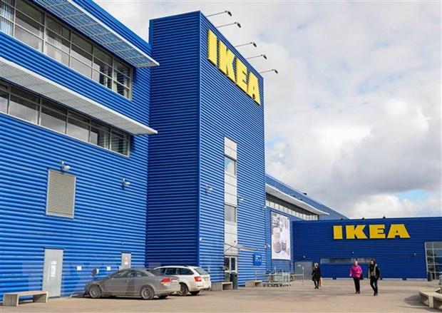 Gia dinh nguoi sang lap IKEA dung dau danh sach giau nhat Thuy Si hinh anh 1