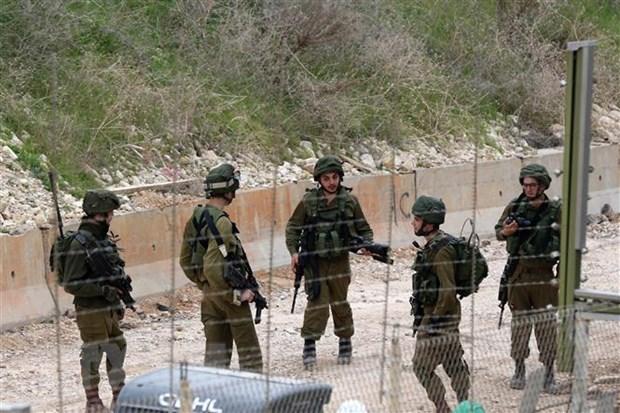 Israel dieu them quan toi bien gioi phia Bac doi pho voi Hezbollah hinh anh 1
