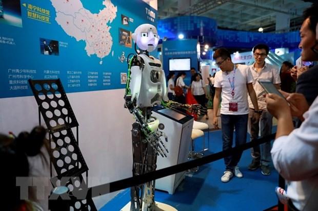 Gia tri nganh AI cua Trung Quoc se vuot 145 ty USD vao nam 2030 hinh anh 1