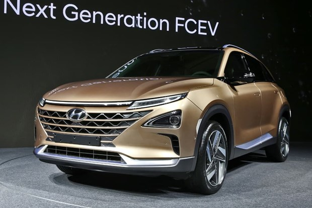 Hyundai muon san xuat 500.000 xe chay pin nhien lieu hydro moi nam hinh anh 1