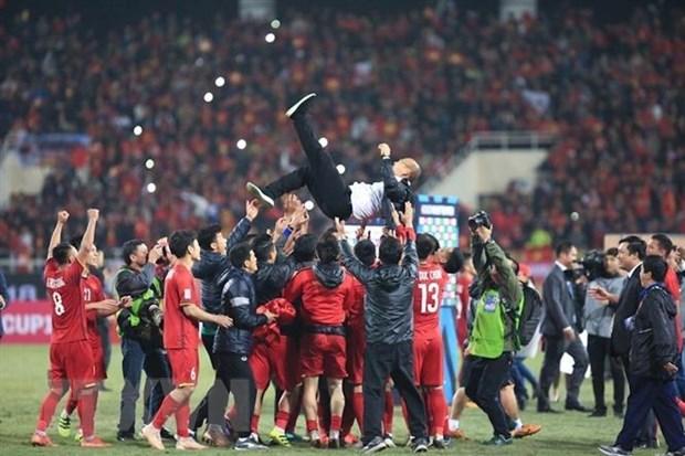 'Giai ma' nhung yeu to giup Viet Nam vo dich AFF Suzuki Cup 2018 hinh anh 1