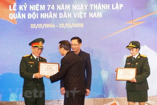 Cuu chien binh Viet Nam tai Sec phat huy truyen thong trong cong dong hinh anh 2