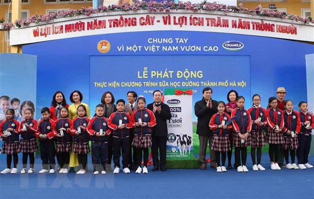 4.000 ty dong thuc hien Chuong trinh Sua hoc duong thanh pho Ha Noi hinh anh 1
