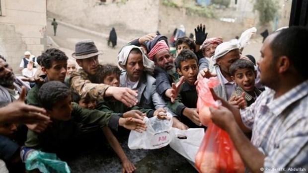 Houthi bac bo cao buoc cua Lien hop quoc ve do cuu tro tai Yemen hinh anh 1