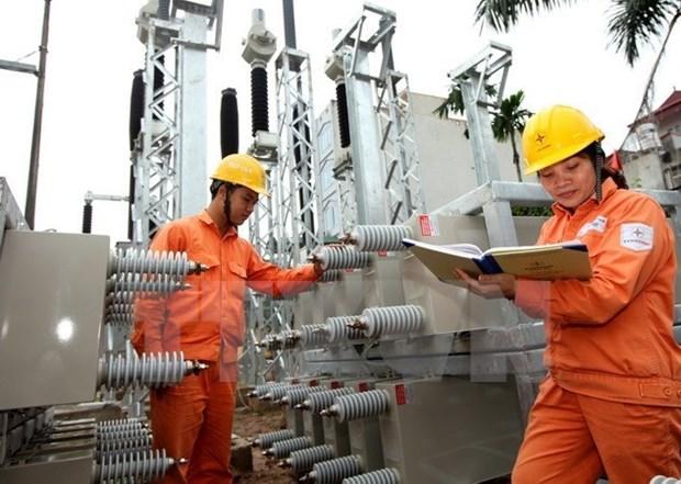 Gia tran thi truong dien trong nam 2018 la 1.280 dong moi kWh hinh anh 1