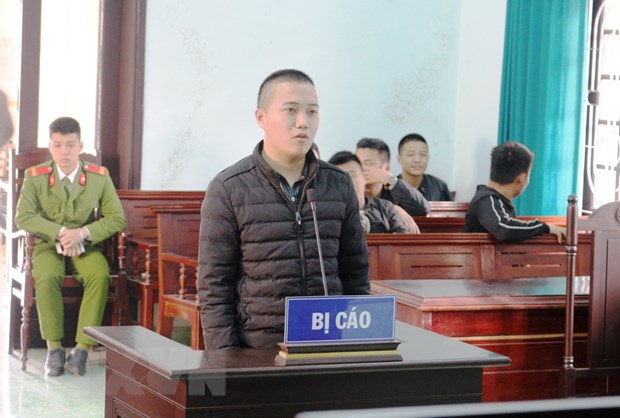 Xet xu so tham vu an dung sung dien tu che ban nguoi o Quang Binh hinh anh 1