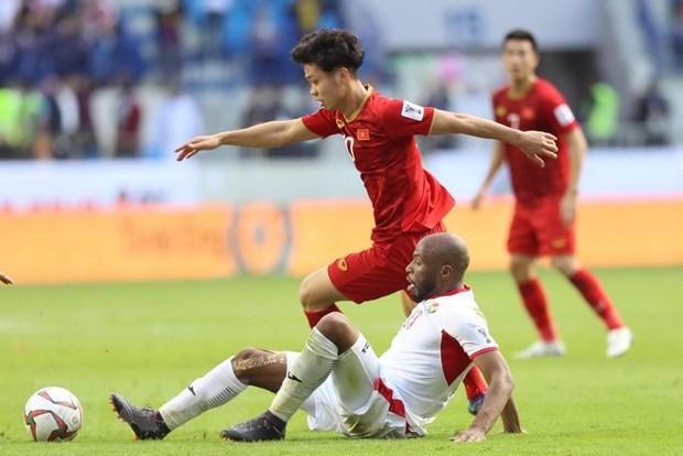 Asian Cup 2019: Ban thang dep nhat vong 1/8 goi ten Cong Phuong hinh anh 1